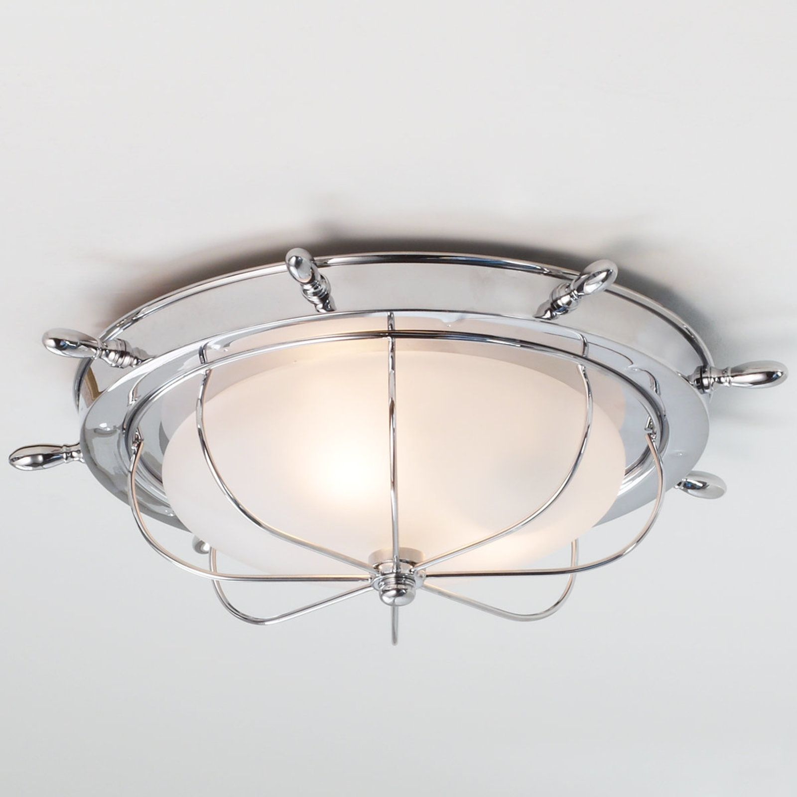 Captain S Ceiling Light Nautical