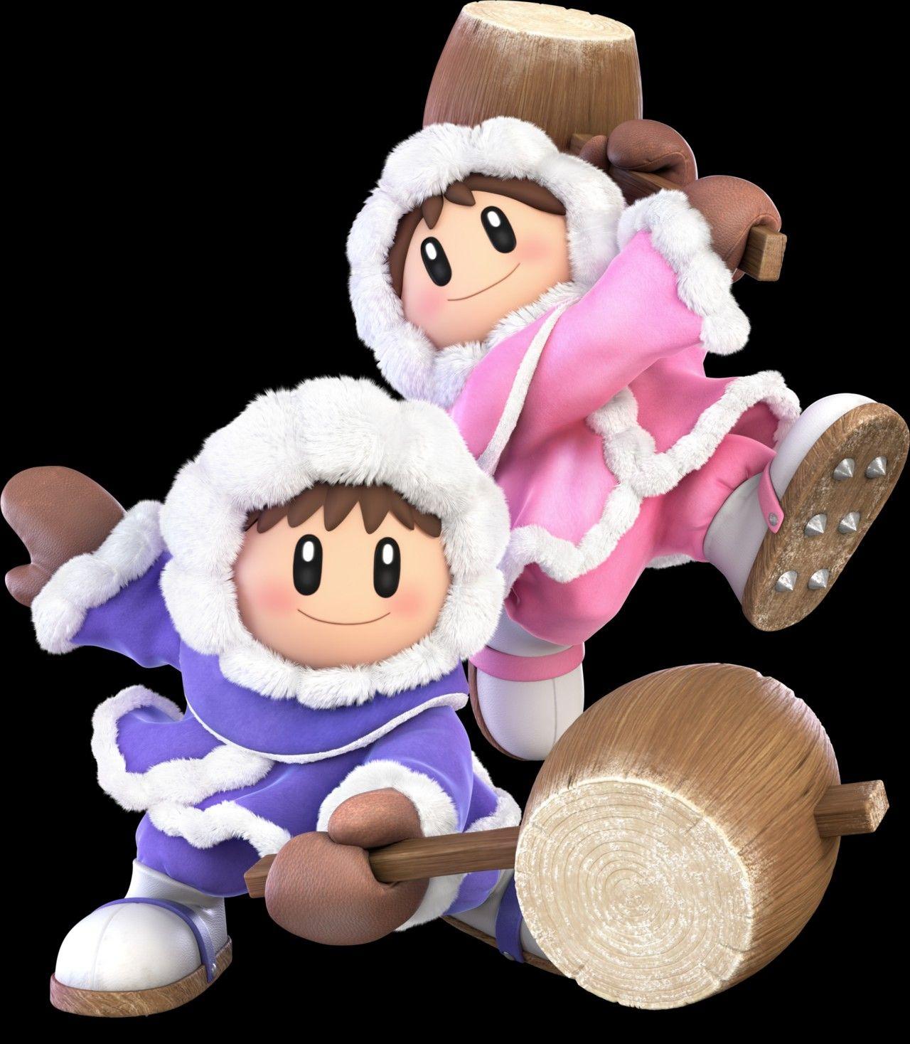 Ice Climbers Ice Climber Super Smash Bros Smash Bros