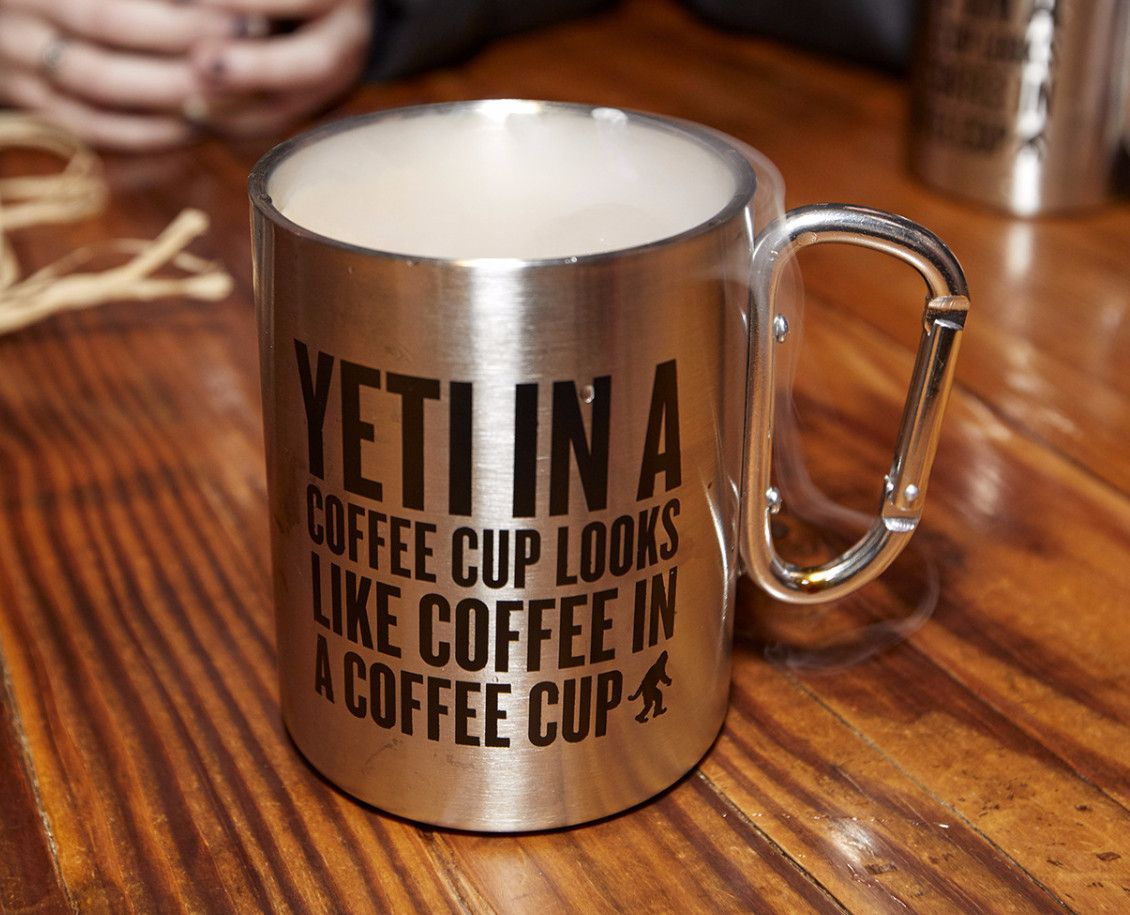 Yeti Carabiner Mug Mugs, Coffee cups, Tableware