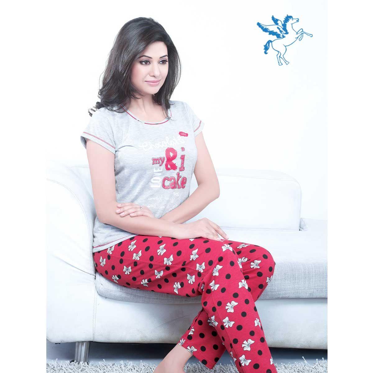 c9711d035 Juliet Night Suit - Pajamas and T-Shirt (JLPJ10763)