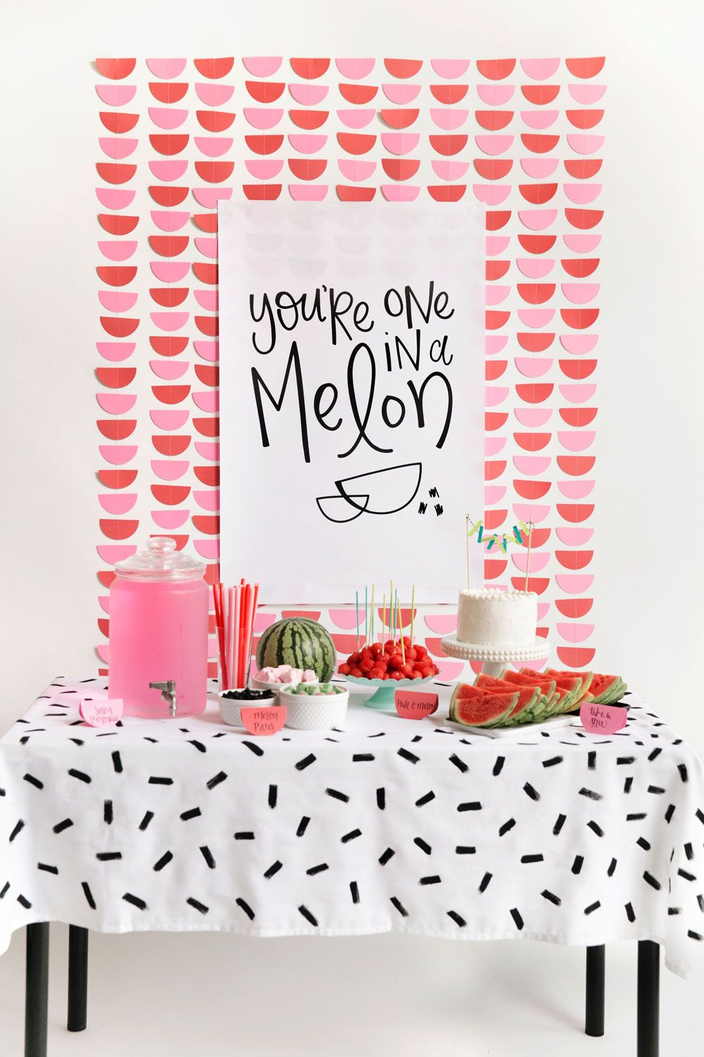 WATERMELON PARTY - Tell Love and ChocolateTell Love and Chocolate