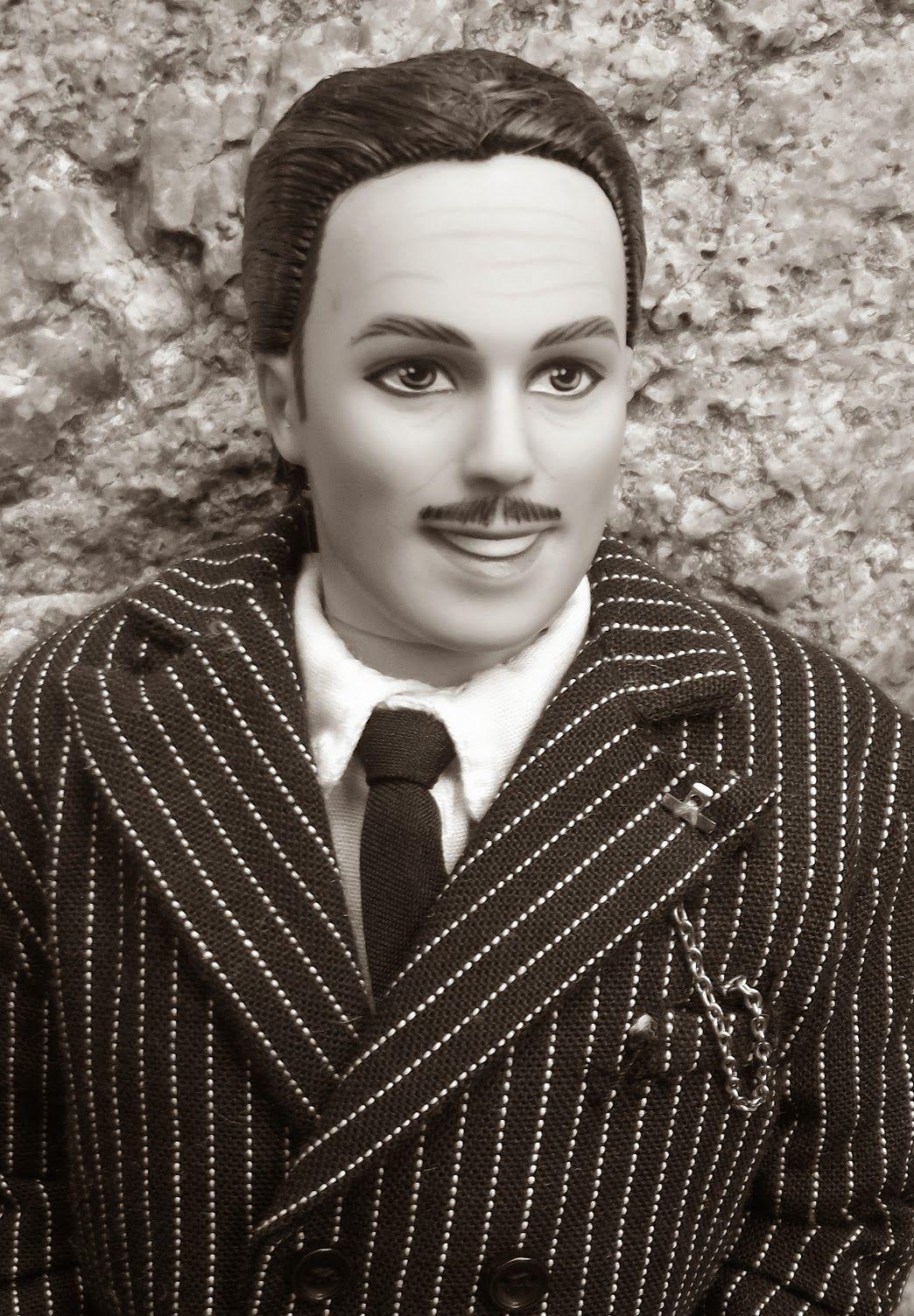 Gomez Addams, Mattel