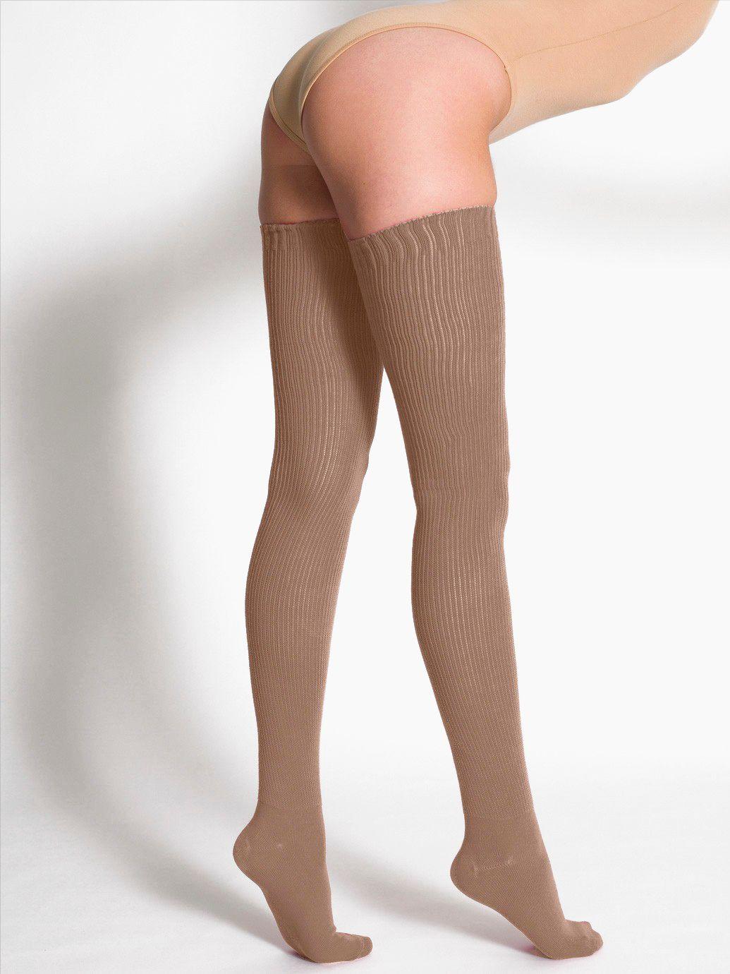 77b923dfa Thigh High socks for tall women