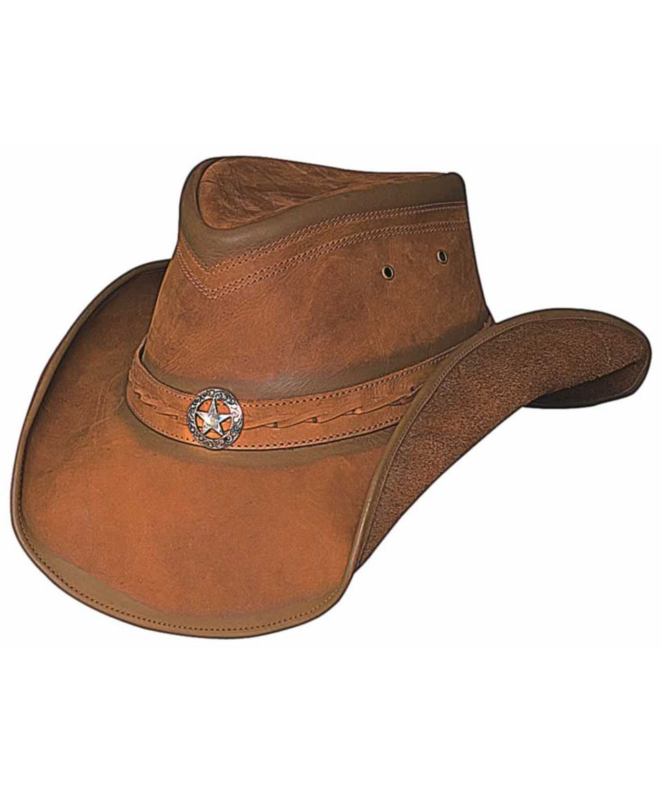53b729fa4 Bullhide Copper Creek Leather Hat in 2019 | Boots & Hats | Leather ...