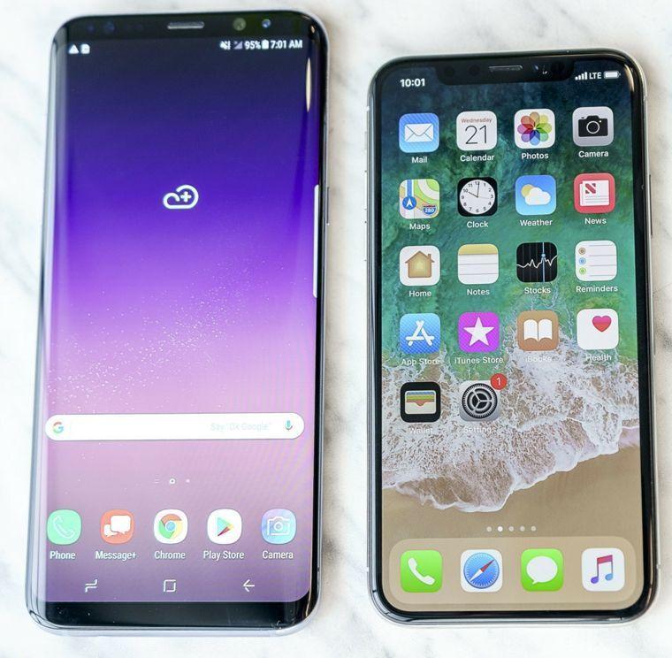 Samsung Galaxy S9 Warum Kaufen Sie Es Warum Lieber Das Iphone X Tecnologia