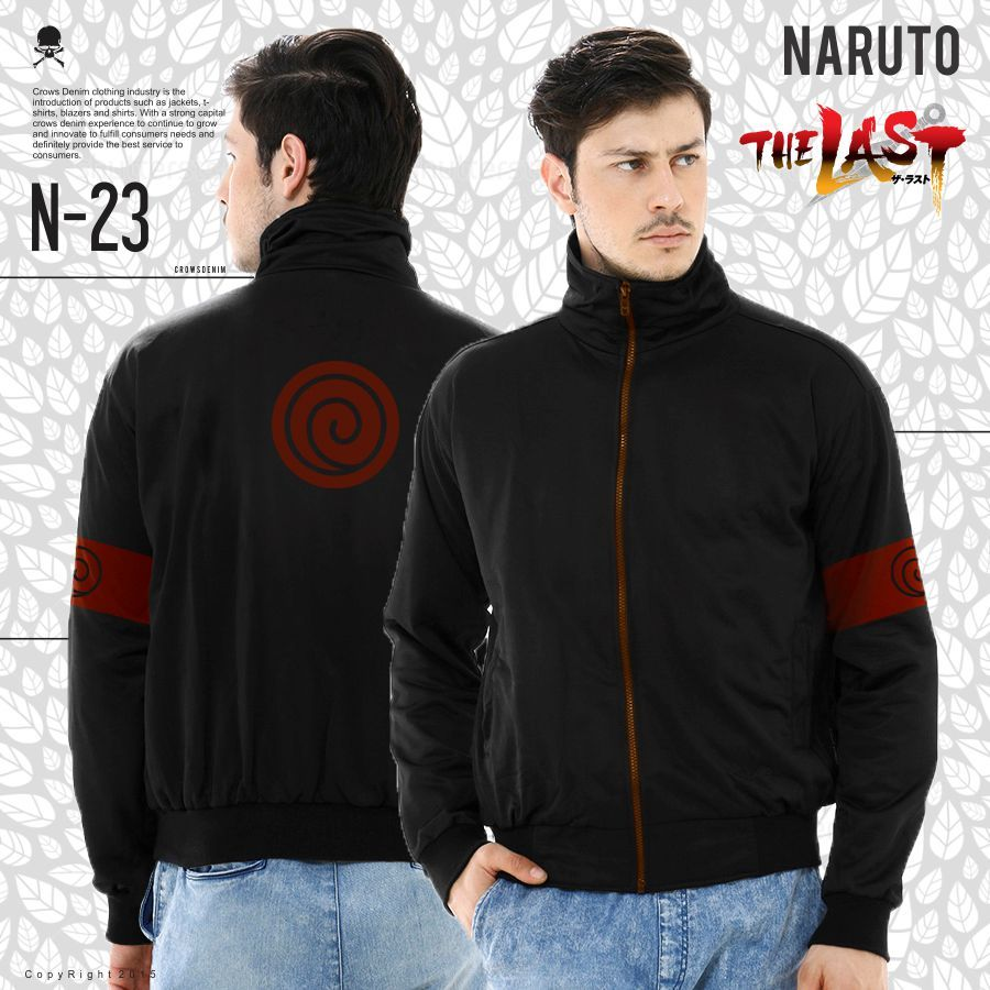 Jaket Anime The Last Naruto Naruto, New outfits