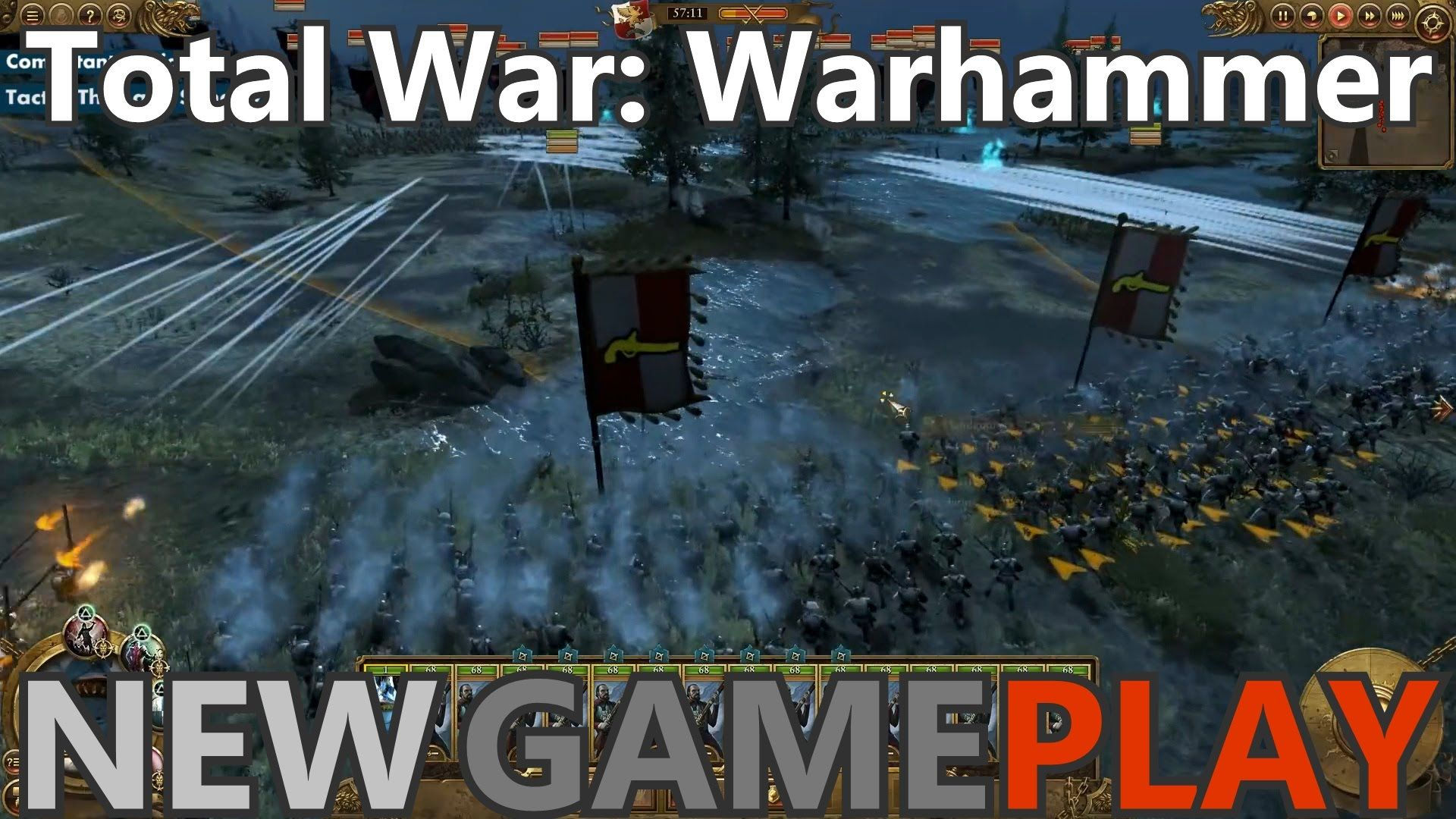 Total War Warhammer New Gameplay Part 37 Platforms