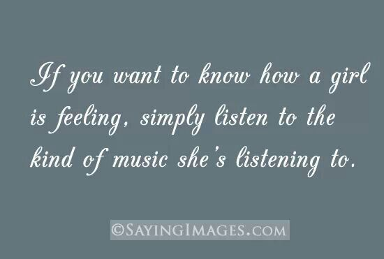True For Me I Speak Most Of My Emotions Through Music Not Facial