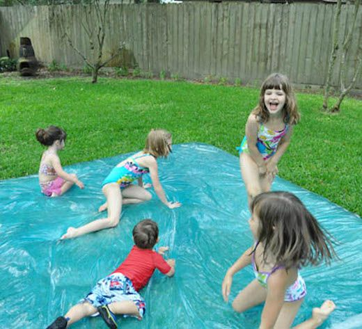 32 Fun DIY Backyard Games To Play (for Kids & Adults