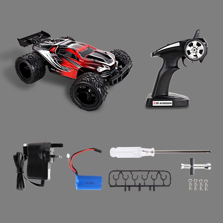 Remote Control Car For Kids - Rock Crawler 4x4 RC Car - 1:12
