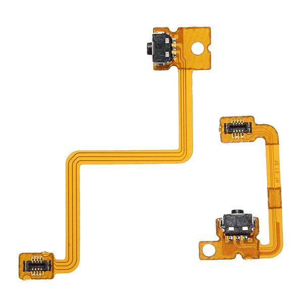 Left Right Shoulder Button With Flex Cable For Nintendo 3ds L R