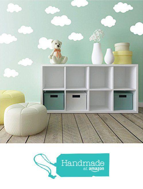 Epic Wandaufkleber Wolken Wandtattoo Wandsticker Sticker Wanddeko Kinderzimmer Himmel von der Quadratmeter https