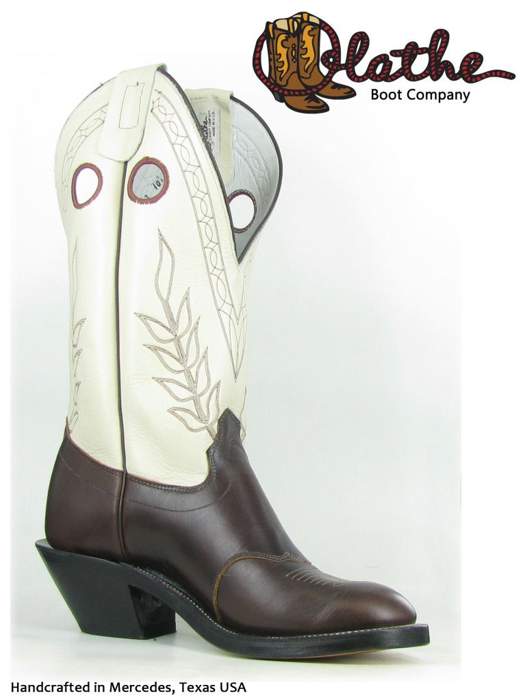 Olathe Cowboy Boots handcrafted in Mercedes 8a4fdf9e1