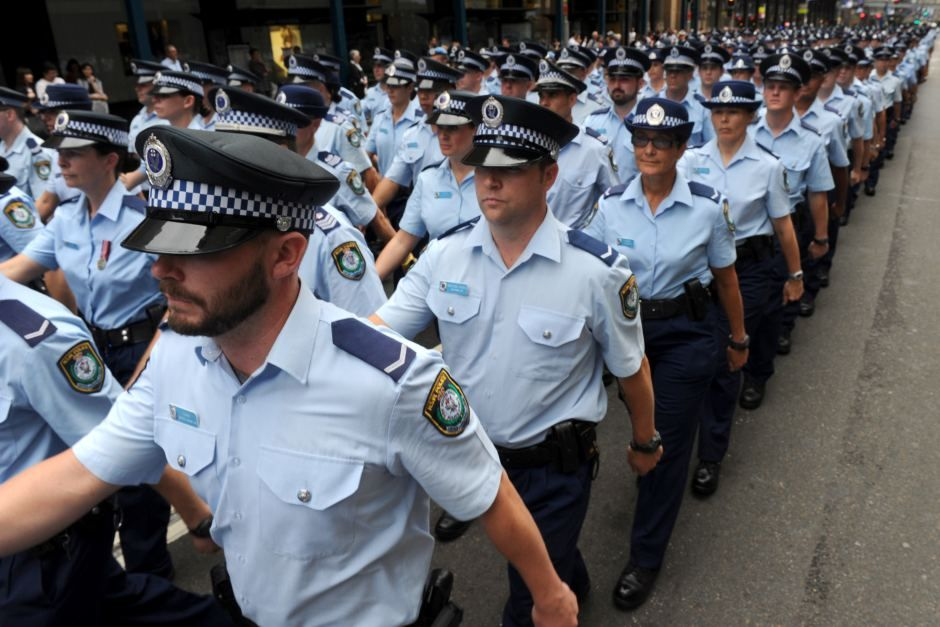 What Are Police Really Spending Their Time On? Police