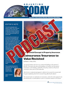 Adjusters International Property Insurance Roundtable Podcast
