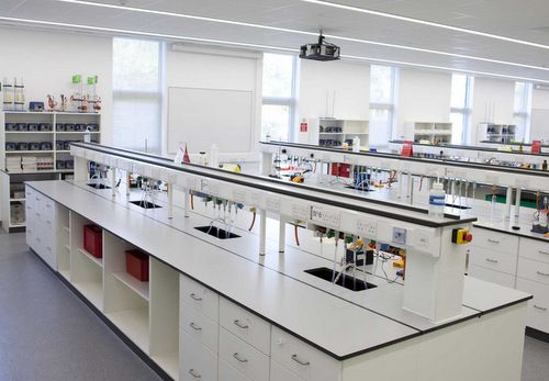 New Science Labs At Kent Laboratory Science Forensics Science Lab