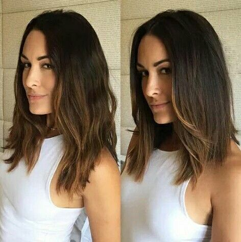 Image Result For Brie Bella Fresh Haircut Id Liked To Wear In