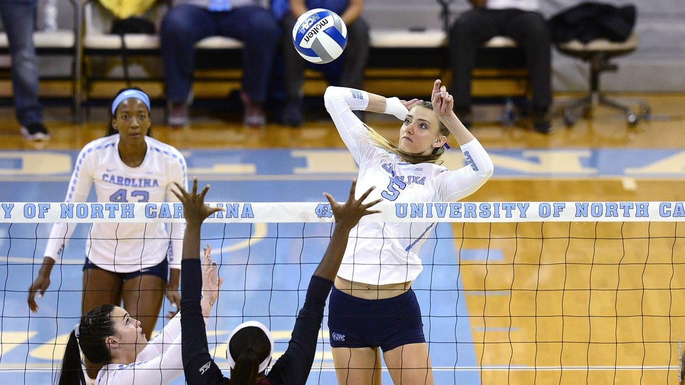 2017 First Look Middles Volleyball News University University Of North Carolina