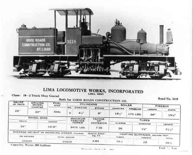 narrow gauge railroad locomotives | like at manufacture. It was a 'strippeddown' construction locomotive ...
