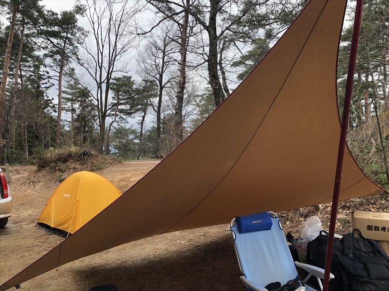 ソロキャンプでステーキを焼く 富山県ソロ向けキャンプ場 情報 キャンプ ソロキャンプ キャンプ場