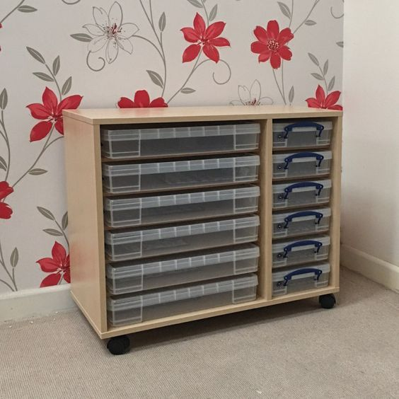 Really Useful Large Storage Cabinet Supplied With A3 And A4 Storage Boxes To Store Books Papers Decorative Storage Cabinets Large Storage Cabinets Storage
