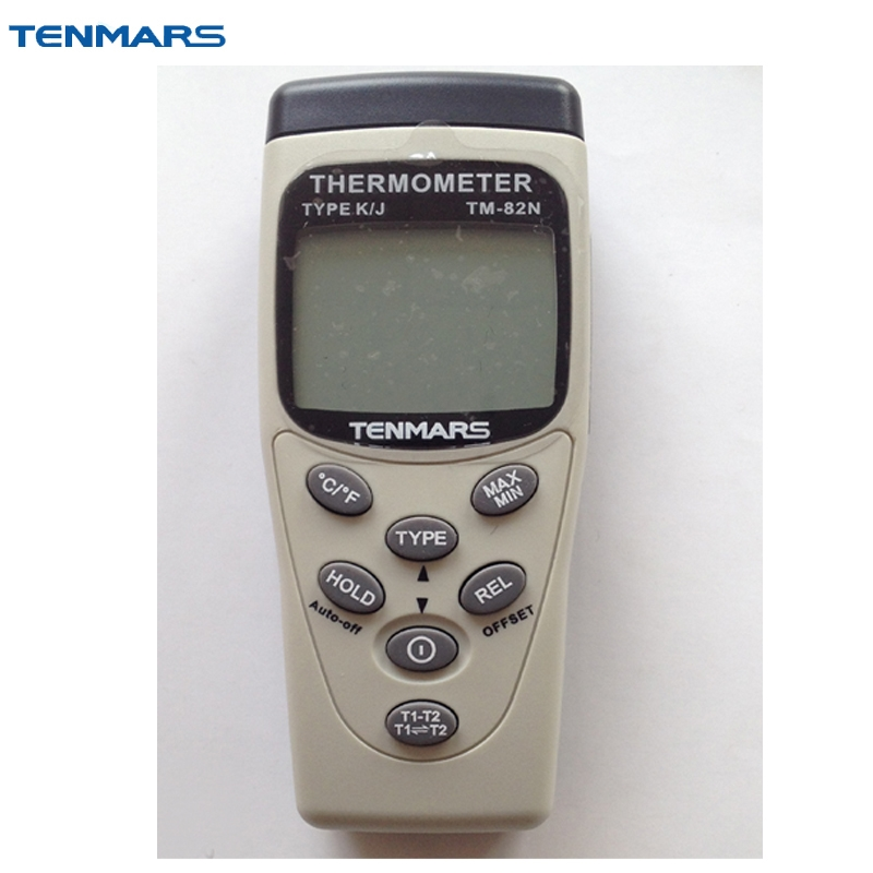 88.00$  Buy now - http://alizdm.shopchina.info/1/go.php?t=32579335999 - TENMARS TM-82N Portable Industrial K/J Type Thermometer  #aliexpress