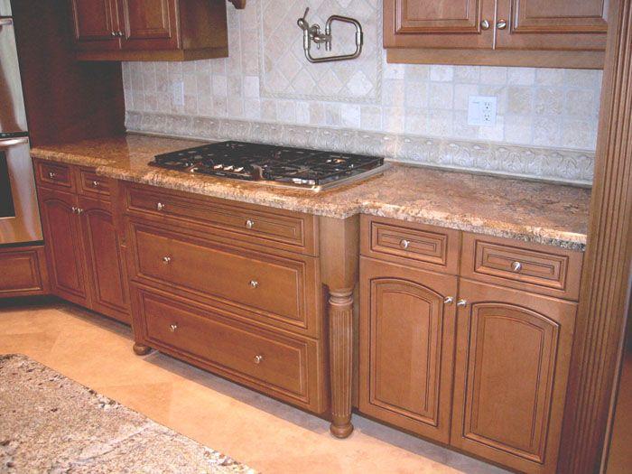 Stove Top Cabinet Idea Dream Home Kitchen Remodel