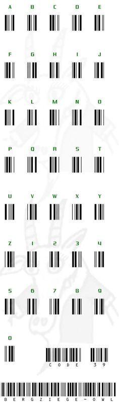 Code39 Mysteryhilfe Jpg 605 2 055 Pixeles Tatuaje Codigo De
