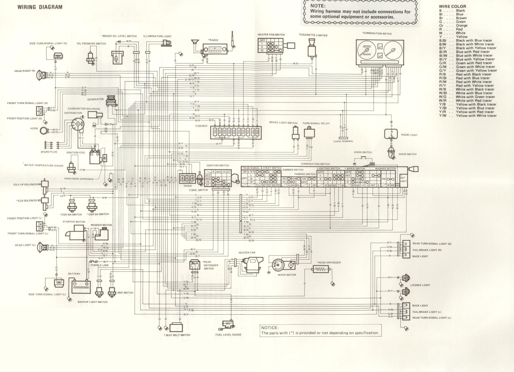 Maruti Suzuki Swift 1 3 Wiring Diagram And Facybulka Me New  With Images