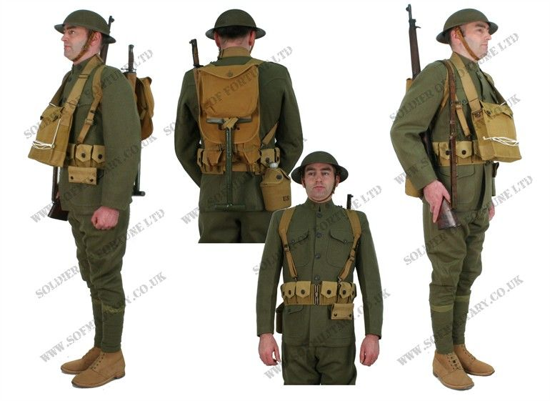 ww1 infantry uniform - Google Search | WWI costumes | Pinterest ...