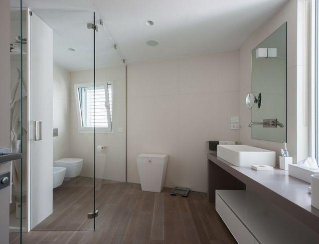 salle de bains stratifié en 24 photos inspirantes