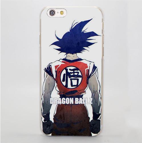 Dragon Ball Goku Back Posture Kanji Symbol Art Iphone 4 5 6 7 Plus Case Saiyan Stuff Dragon Ball Z Dragon Ball Goku Cool Dragons