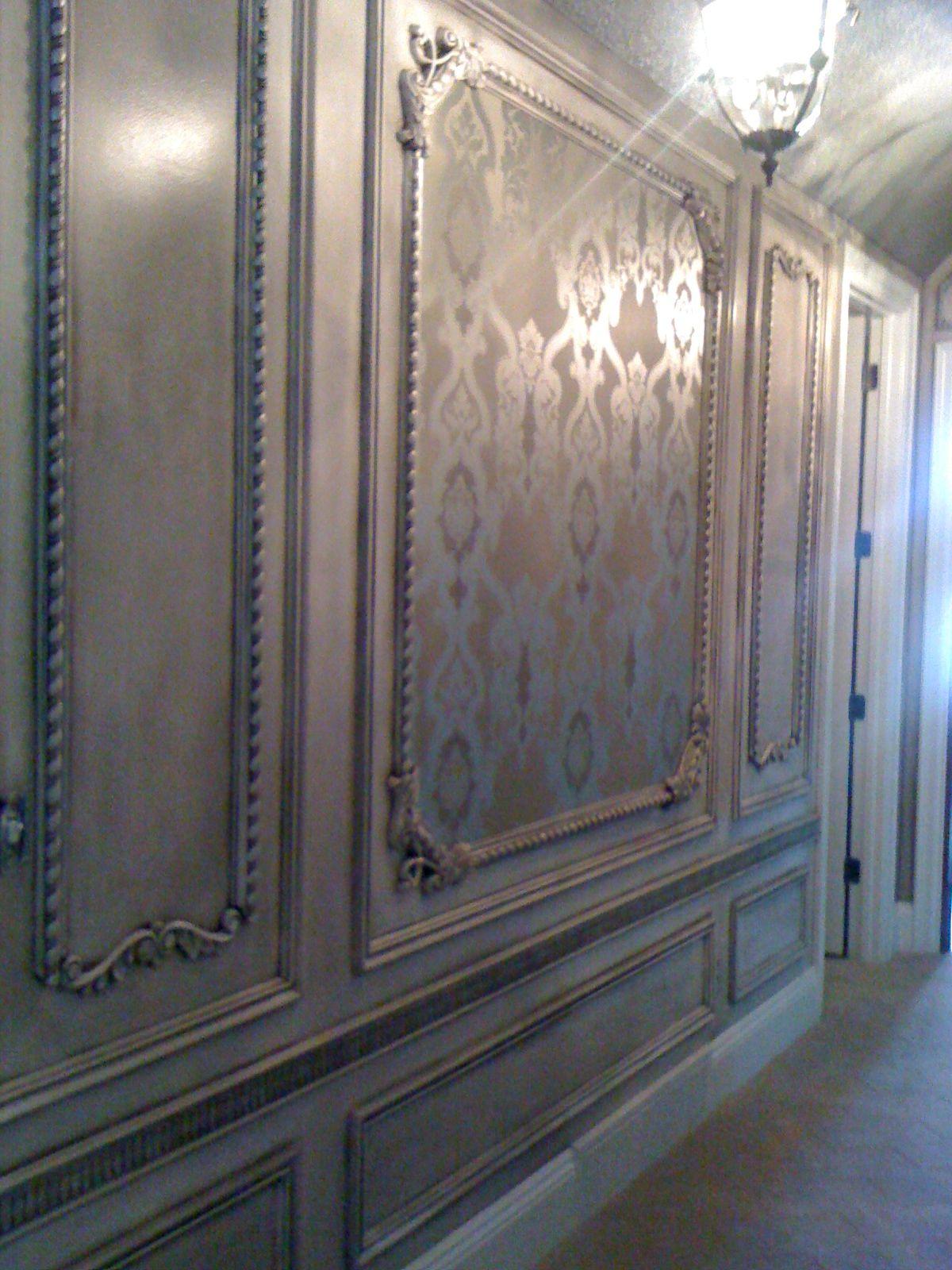Completed hallway | Interior design firms, Interior design ...