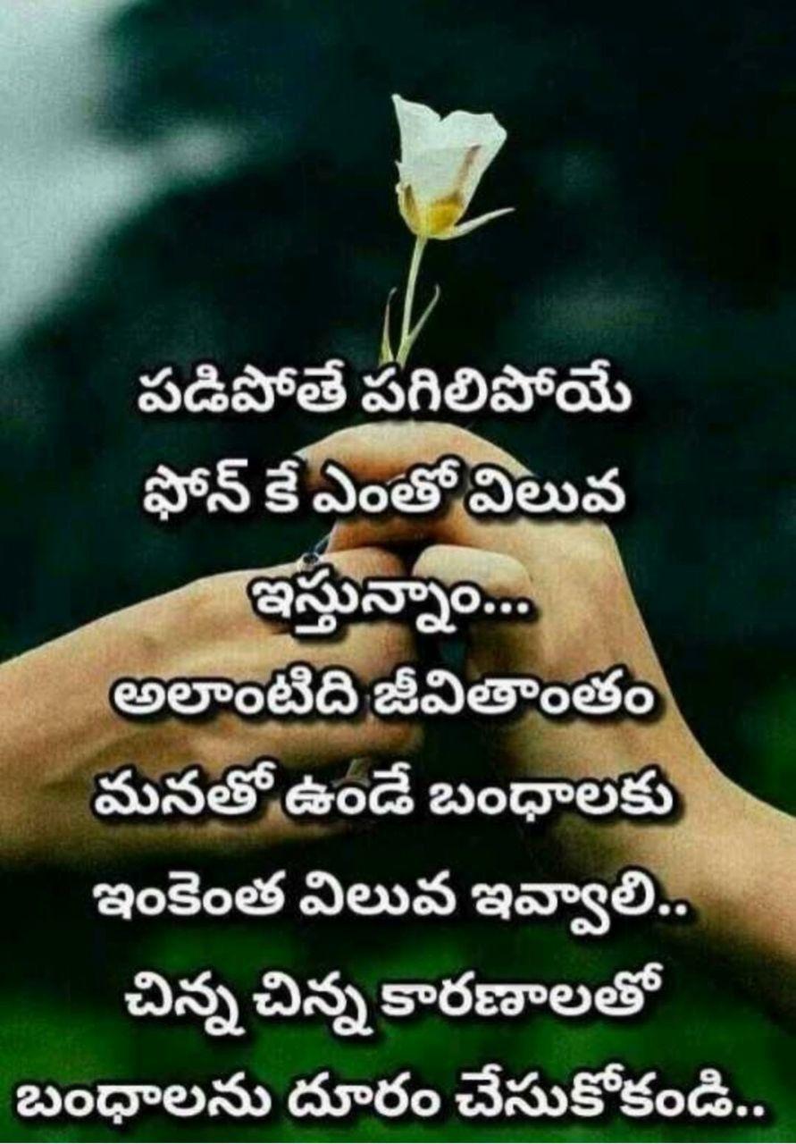 Vini i love you   Stuff to buy   Life quotes, Telugu