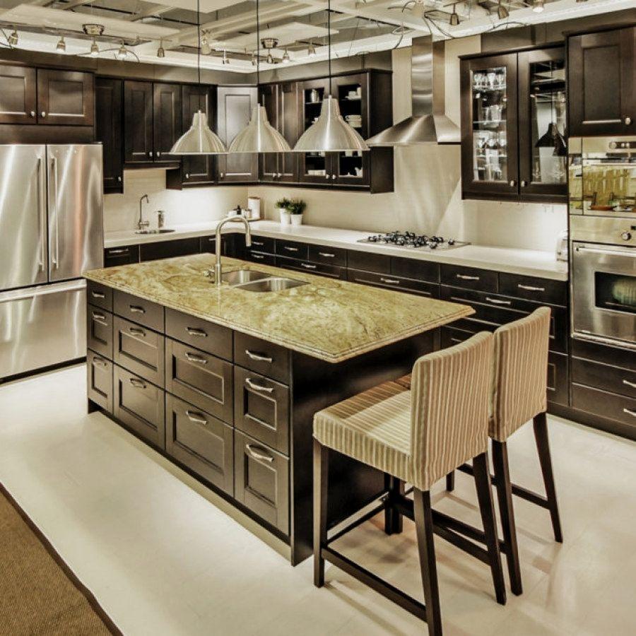 Küchendesign einfach klein  creative industrial kitchen decor ideas for your urban cooking