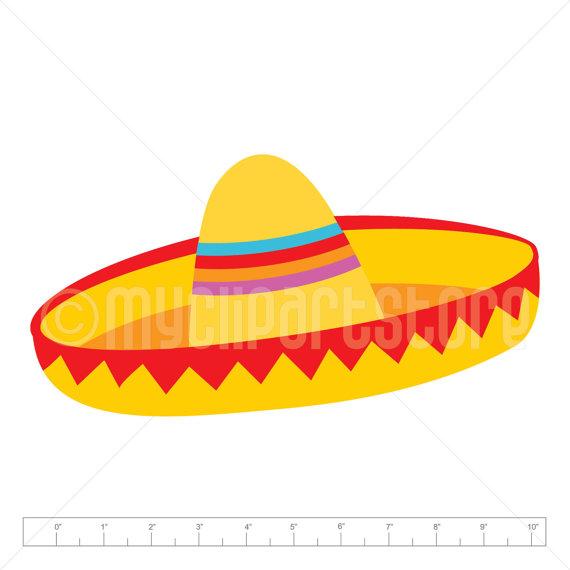clipart yellow sombrero hat 1 cinco de mayo mexican clipart rh pinterest co uk