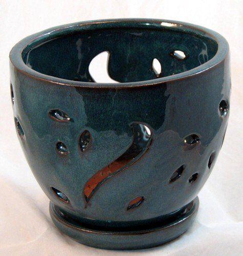 Ceramic Round Orchid Pot Saucer 7 X 5 3 4 Aqua Orchid Pot Orchids Ceramic Pot