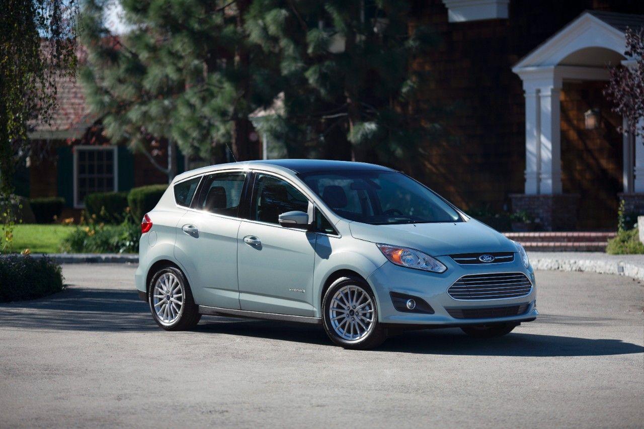 Ford Improves 2014 C Max Hybrid Fuel Economy Ford C Max Hybrid