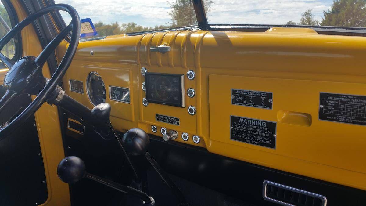 1949 Dodge Power Wagon For Sale 1880024 Hemmings Motor News