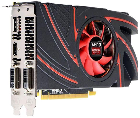 Amd Radeon R7 265 Mainstream Gpu Review Graphic Card Amd Budgeting