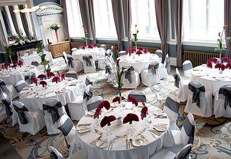 Huddersfield Town Halls Wedding Reception