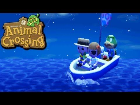 Animal Crossing: New Leaf - Danielle Visits! (Nintendo 3DS Gameplay Walkthrough Ep.22)