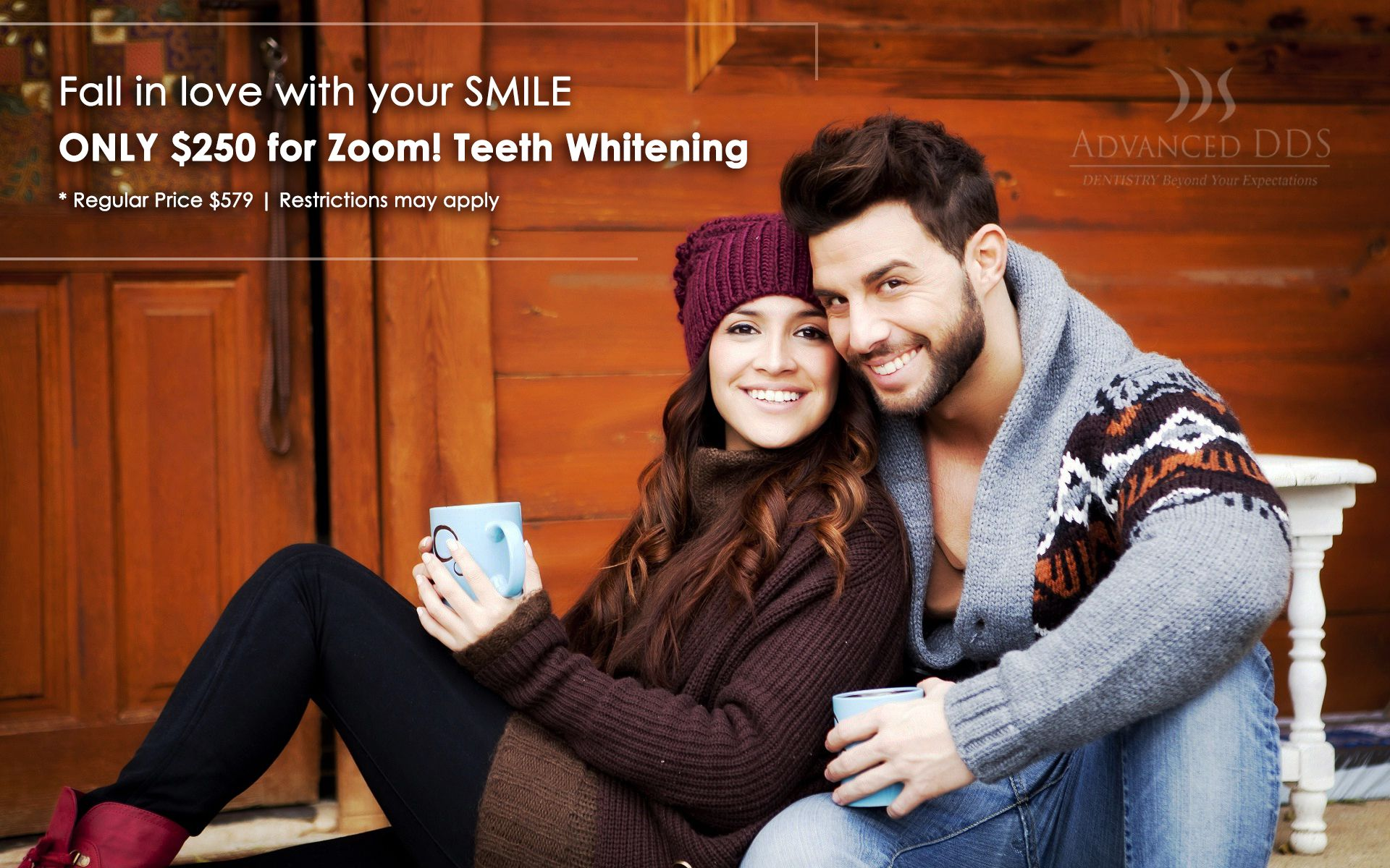 Fall Zoom! Teeth Whitening Special