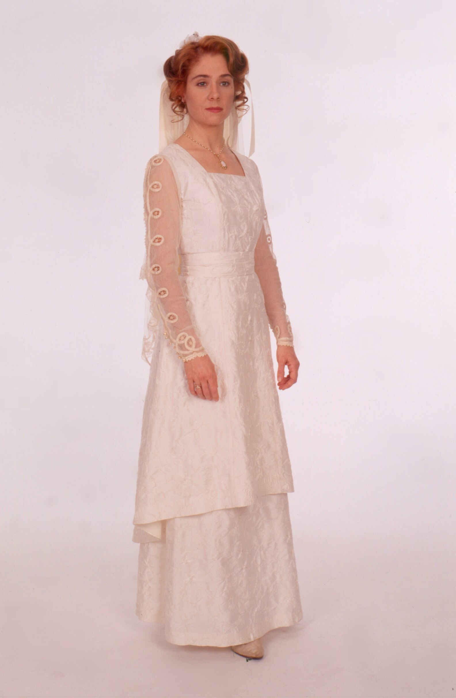 Anne Of Green Gables Anne S Wedding Dress With Images Anne