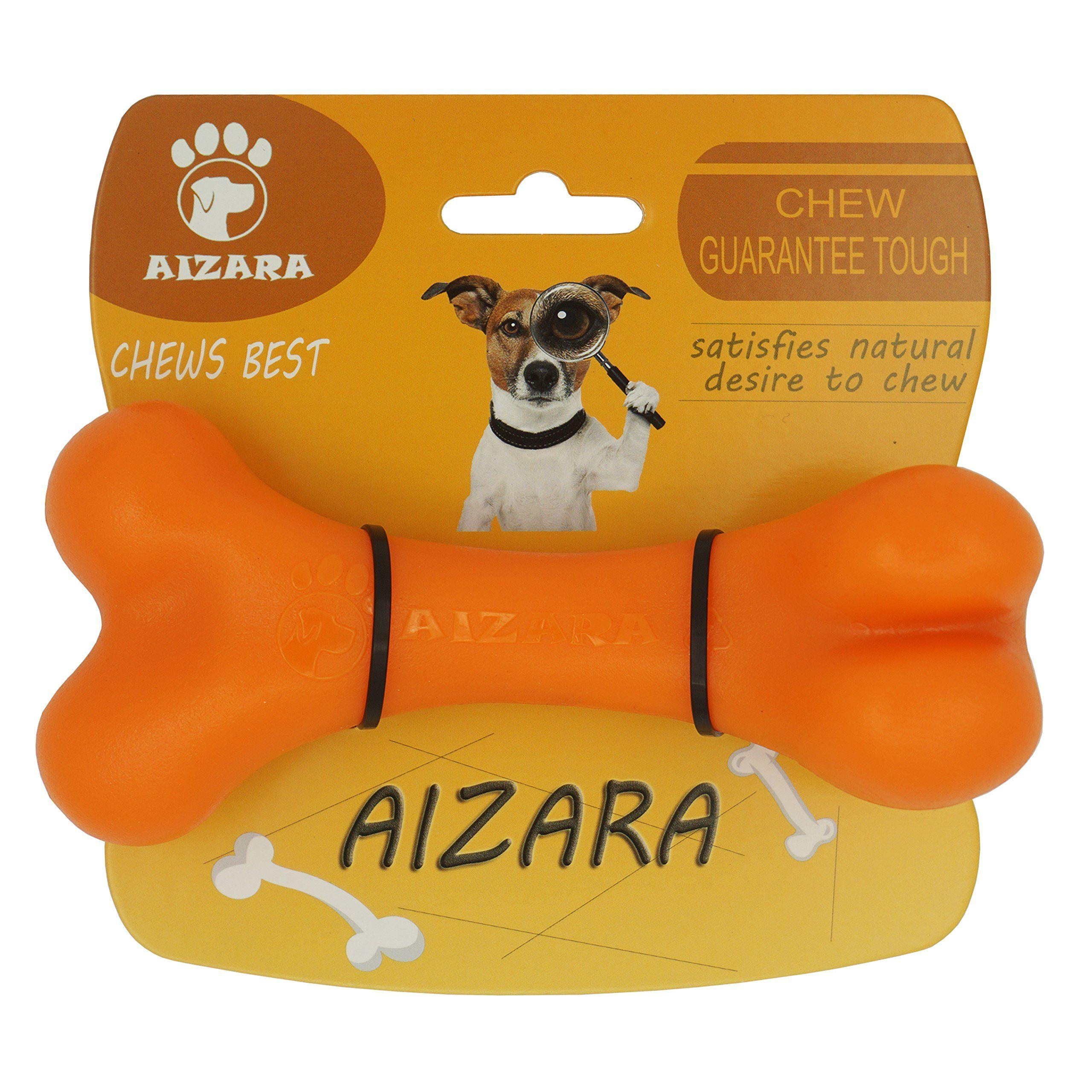 Dog Chew Toysindestructible Floatable Dental Dog Bone Chew Toy For