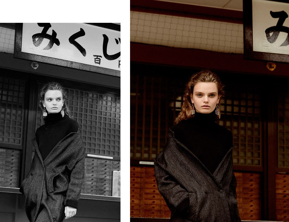 Fashion Editorial Japan, Fashion Editorial Tokyo, Japanese Fashion, Tokyo Fashion, Martha Wiggers, Amanda Shadforth, Oracle Fox, Rodney Deane, Oracle Fox Journal, Photography, Styling, Work