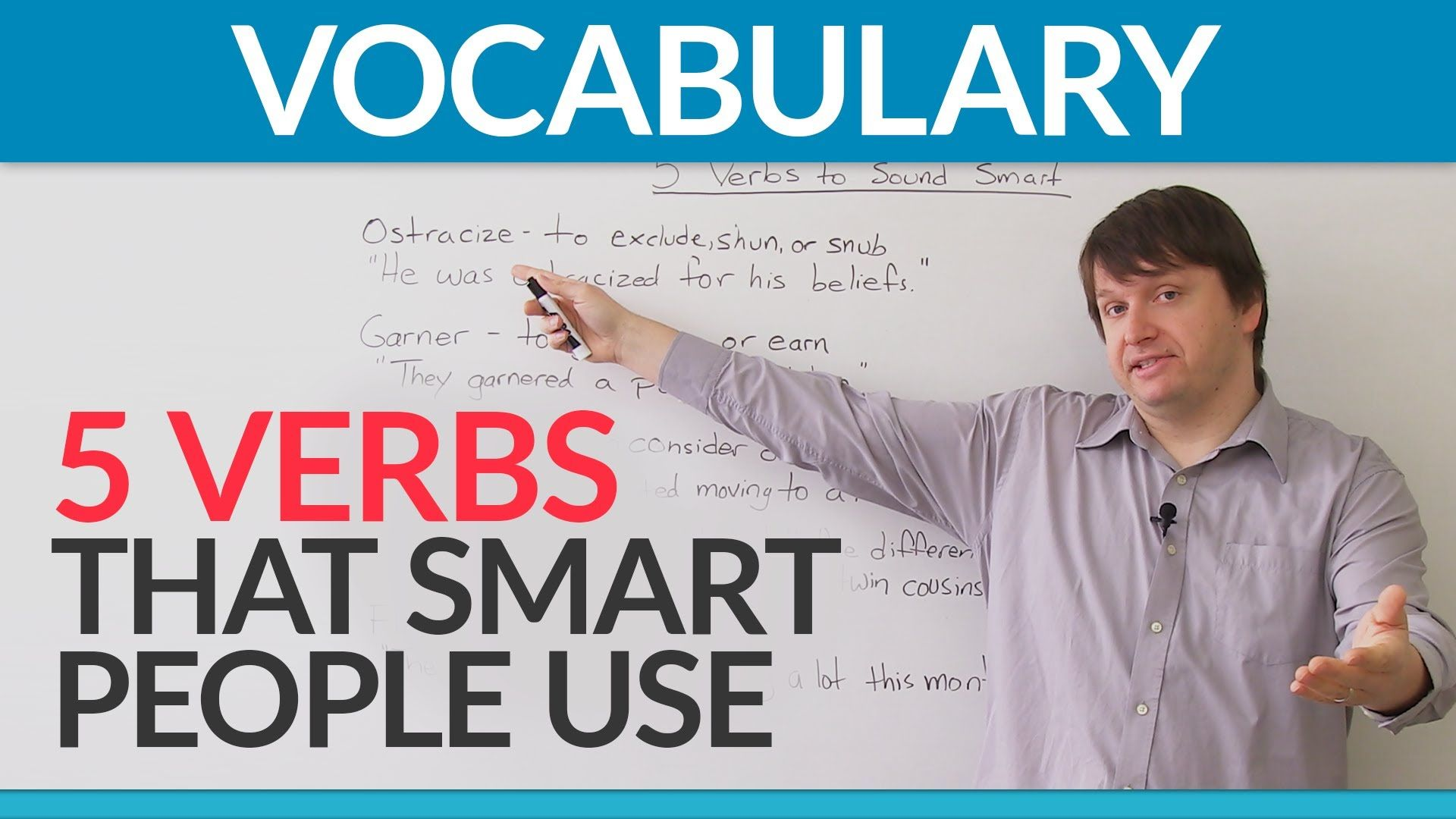 big words to know to sound smart