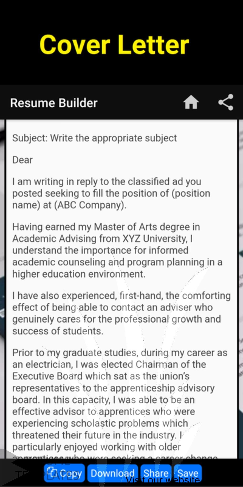 resume template free, resume template professional, resume