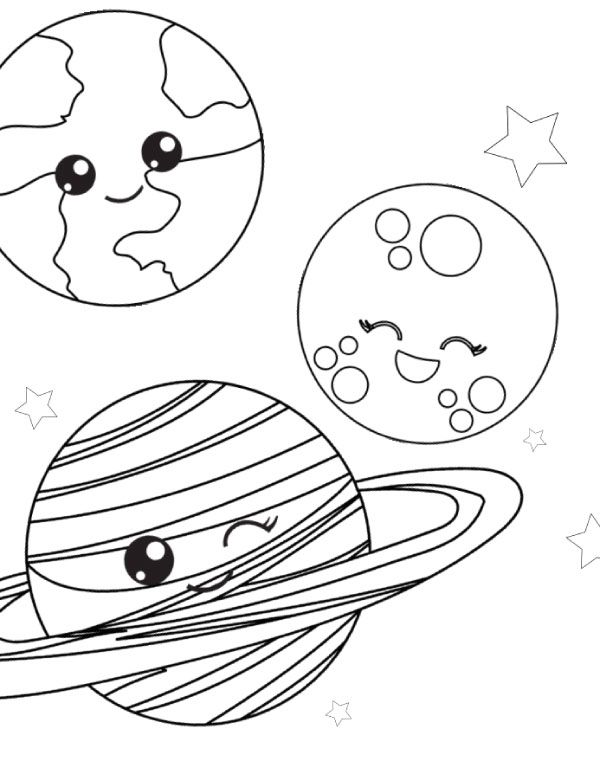 Space Activities For Kids Download These Free Printable Outer Space Coloring Pages That Featur In 2020 Space Coloring Pages Planet Coloring Pages Cute Coloring Pages