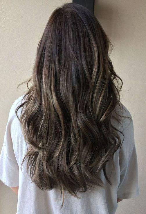 15 Cute Dark Ash Brown Hair Color Ideas 2018 Pics Bucket Ash Brown Hair Color Brown Blonde Hair Dark Brown Hair Color